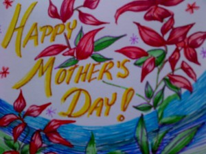 Mother's Day Doodle