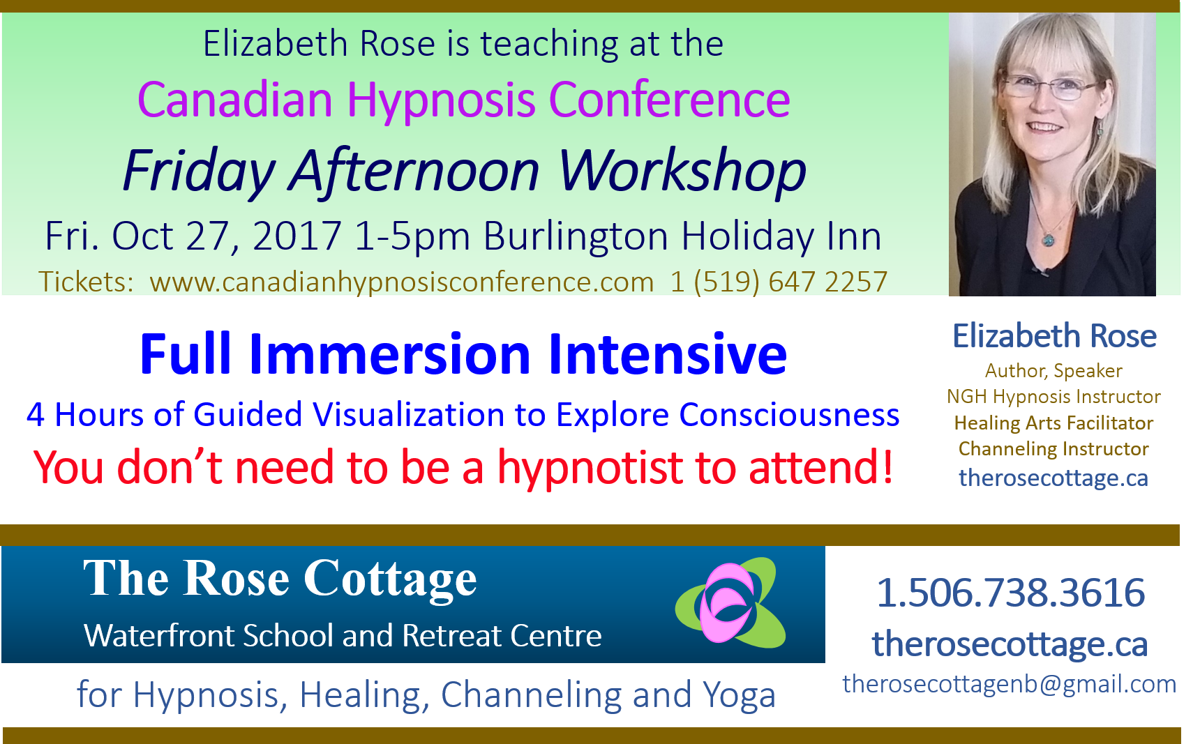 Full Immersion Intensive